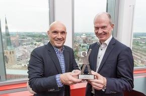RWE International SE - Effizienz: RWE gewinnt den großen Leserpreis von PCgo und PC Magazin