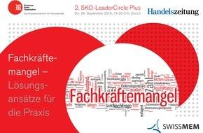 Schweizer Kader Organisation SKO: Wie umgehen mit dem Fachkräftemangel?