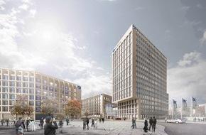 Zurich Gruppe Deutschland: Zurich unterzeichnet Mietvertrag für Neubau in Köln-Deutz