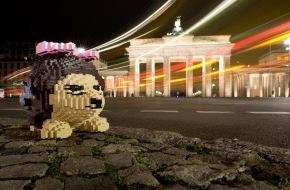 LEGO GmbH: Ein Igel beim Einheitsbummel