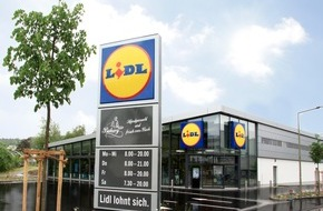 LIDL Schweiz: Lidl Suisse présente le « FUTURE STORE » - La nouvelle génération de magasins (IMAGE)