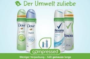 Unilever Deutschland GmbH: Der Umwelt zuliebe: Gemeinsam mehr erreichen - weniger Verpackung