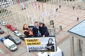 Messe Berlin GmbH: bautec 2016 / Tagesbericht vom 19. Februar 2016