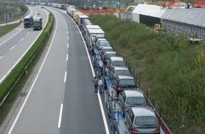 ASTAG Schweiz. Nutzfahrzeugverband: 20 Jahre Alpenschutzartikel: ASTAG fordert Neuverhandlung des Landverkehrsabkommens und eine neue Verlagerungspolitik