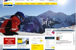 ALPBACHTAL SEENLAND Tourismus: Mit Live-Chat zu Buchungen und zufriedenen Gästen im Alpbachtal - BILD