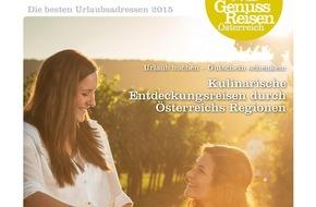 Genuss Reisen Österreich: Kulinarische Entdeckungen für reisende Genießer