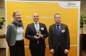 Deutsche Energie-Agentur GmbH (dena): dena-Biogaskonferenz: EEG-Novelle für Biomethan nutzen / Auszeichnung für Biogasprojekte von MicrobEnergy und Kommunale Netze Eifel