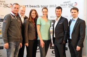 Sky Deutschland: Sky Media Network startet mit Beach-Volleyball-Serie erfolgreich die Sporteventvermarktung