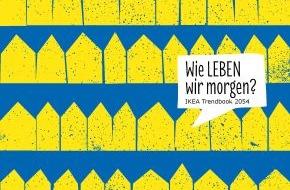 IKEA Deutschland GmbH & Co. KG: 40 Jahre IKEA Deutschland: Wie wohnen wir in 40 Jahren? / Experten werfen einen Blick in die Zukunft