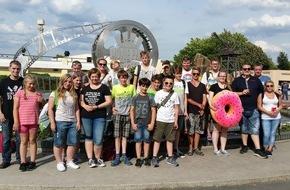 Feuerwehr Arnsberg: FW-AR: Die Jugendfeuerwehr im Basislöschzug 3 startet ihr Ferienprogramm