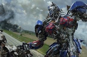 """ProSieben Television GmbH: (Opti-)Muss man sehen! """"Transformers 4"""" mit Mark  Wahlberg am 29. Mai 2016 auf ProSieben"""