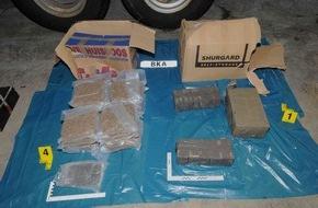 Bundeskriminalamt: BKA: Staatsanwaltschaft Hagen und Bundeskriminalamt teilen mit: Erfolgreicher Schlag gegen Rauschgifthändler