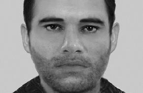 Kreispolizeibehörde Rhein-Sieg-Kreis: POL-SU: Polizei fahndet mit Phantombild nach mutmaßlichem Räuber