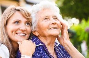 DFV Deutsche Familienversicherung AG: Was passiert, wenn Mama arbeitsunfähig wird, während sie Oma pflegt? Erstmals auch Risiko einer längeren Arbeitsunfähigkeit abgedeckt (mit Bild)