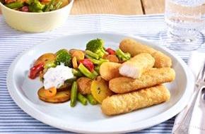 iglo Deutschland: Freitag ist Fischtag - Köstliche Fischstäbchen-Kreationen von iglo