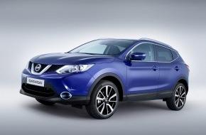 Nissan Switzerland: Nissan QASHQAI: Der Original-Crossover in Neuauflage
