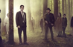 "Fox International Channels: Größter weltweiter Start einer TV-Serie ""Day and Date"": 10-teilige Psychothriller-Serie ""Wayward Pines"" ab 14. Mai auf Fox"