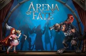 Crytek GmbH: Arena of Fate - Die größten Helden der Weltgeschichte treffen im brandneuen Game von Crytek aufeinander