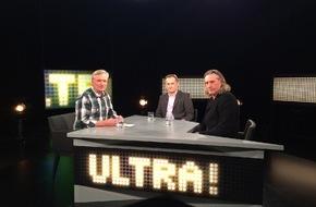 """Tele 5: """"Ultra! Aus Liebe zum Fußball"""" - Stimmen aus der Sendung vom 19.2.2015:"""
