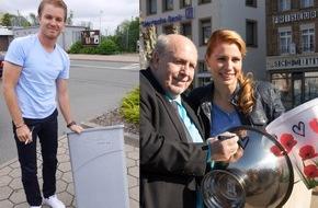 United Charity gemeinnützige Stiftungs GmbH: Promis versteigern ihre Ice-Bucket-Challenge-Eimer zugunsten der DGM