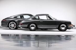Porsche Schweiz AG: 50 ans de la Porsche 911 - La voiture de sport fête son jubilé
