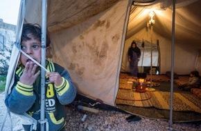 Caritas Schweiz / Caritas Suisse: Syrische Kriegsvertriebene: Schweiz muss sich stärker engagieren