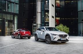 Mazda: Erfolgreicher Vorverkaufsstart für neue Mazda Modelle