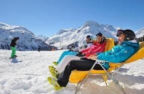 Lech Zürs Tourismus GmbH: Fulminantes Ski-Finale in Lech Zürs am Arlberg