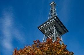 Messe Berlin GmbH: Nach Wartungsarbeiten: Berliner Funkturm öffnet morgen wieder