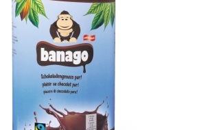 """Migros-Genossenschafts-Bund: Migros führt den Kakaoklassiker """"Banago"""" ein"""