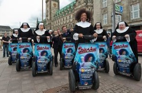 Stage Entertainment GmbH: SISTER ACT - Auf Tour mit Segway in Hamburg (mit Bild)