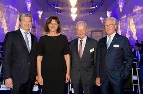 TÜV SÜD AG: 150 Jahre im Einsatz für sichere Technik: Jubiläums-Festakt von TÜV SÜD