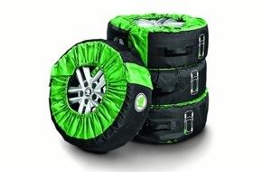 Skoda Auto Deutschland GmbH: Mit SKODA sicher in den Frühling: attraktive Serviceangebote und vielfältiges Zubehör