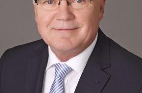 CIMOS d.d.: Gerd Rosendahl wird neuer Vorstandsvorsitzender von CIMOS