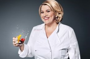 """SAT.1: Lea Linster über """"The Taste"""": """"Der Magen entscheidet!"""""""