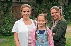 """ARD Das Erste: Das Erste: Drehstart für """"Vera - Eifel auf Rezept"""" (AT) mit Rebecca Immanuel in der Titelrolle"""