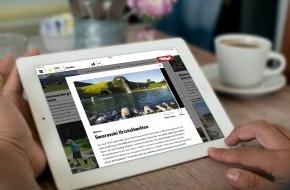 Tirol Werbung: Neue App zeigt Tirols schönste Ausflugsziele
