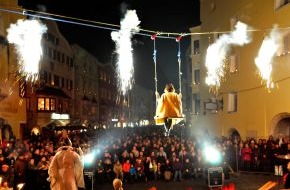 ALPBACHTAL SEENLAND Tourismus: Rattenberger Advent glänzt im historischen Ambiente