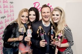 Mattel GmbH: Barbies neue Kollektion 2014 goes Streetstyle