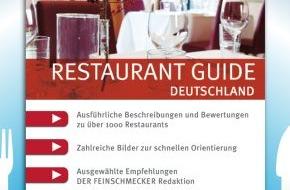 iPUBLISH Ganske Interactive Publishing GmbH: Weihnachtsaktion bei iTUNES: DER FEINSCHMECKER bietet Luxus SchnAPPchen (mit Bild)