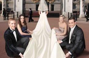 SAT.1: 750 Minuten Märchen: Die schönste Hochzeit des Jahres in SAT.1 (mit Bild)
