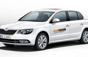 Skoda Auto Deutschland GmbH: SKODA fährt die Gäste zum Deutschen Kurzfilmpreis 2014