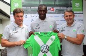 VfL Wolfsburg-Fußball GmbH: VfL Wolfsburg-Presseservice: Josuha Guilavogui verpflichtet: Französischer Nationalspieler am Freitag vorgestellt.