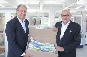 CURADEN AG: Curaden AG produce spazzolini da denti in Svizzera (IMMAGINE)