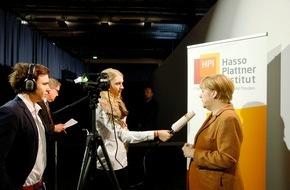 HPI Hasso-Plattner-Institut: Merkel im IT-Gipfelblog des Hasso-Plattner-Instituts: Data Mining ermöglichen, Sicherheitsstandards liefern - vorrangig auf europäischer Ebene