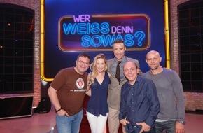 """ARD Das Erste: Das Erste: Erfolgreicher Start für """"Wer weiß denn sowas?"""" (FOTO)"""