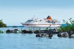 Hapag-Lloyd Kreuzfahrten GmbH: Expedition Amazonas: Mit MS HANSEATIC und MS BREMEN ins grüne Herz Südamerikas