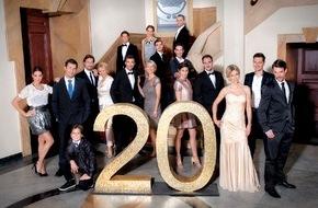 """ARD Das Erste: Das Erste / """"Verbotene Liebe"""": 20 Jahre Liebe, Lügen, Leidenschaft / ARD-Serie feiert 2015 Jubiläum und startet als Weekly mit neuen aufregenden Geschichten"""