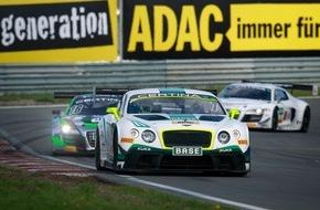 ADAC: ABT setzt im ADAC GT Masters 2016 auf Bentley