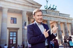 """SAT.1: Das war 2015! Ulrich Meyer präsentiert Jahresrückblick """"Wir sind Deutschland: Unser 2015"""" am Mittwoch, 2. Dezember 2015, um 20:15 Uhr in SAT.1"""